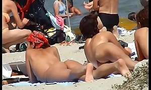 Beach peeping tom part 6