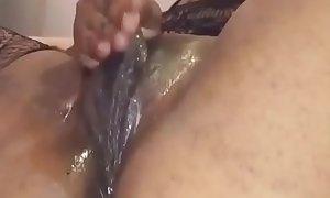 Big Clit Rubbing Orgasm Compilation