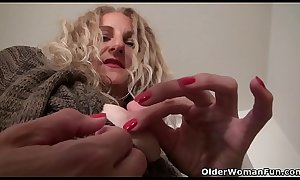 An older woman means fun part 13