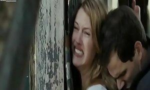 Celeb blonde girl oltdoor sex with stranger