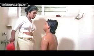 Mallu couple sex bathroom