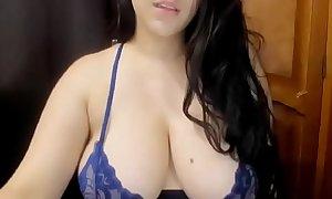 tremendous tits full of milk