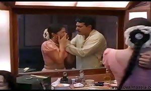 Gautami Forced Hot Show - Desimasala.co