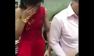 Chinese wedding sex video
