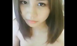 the beautyful girl china masturbate in her room