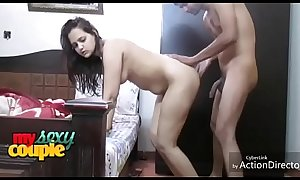 Indian Delhi collage girl simi fuck and leak boobs