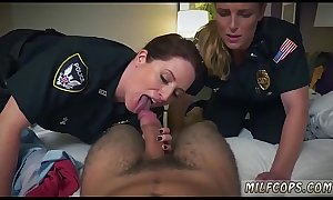 Redhead mom stairs xxx Noise Complaints make muddy slut cops like me