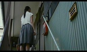 Manami Hashimoto  hot scene from movie