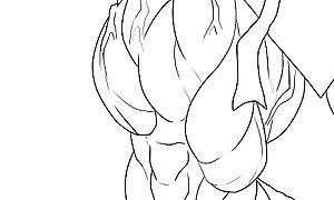 Korra Muscle Growth