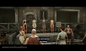 New AAA BDSM Porn Sex Game - Slaves of Rome - Trailer uncensored!