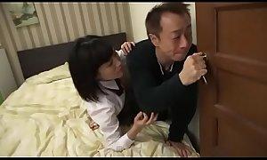 Japanese dad daughter taboo - xIncestPornxxx porn video