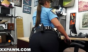 Xxx nobody - succulent latin policewoman hardly any speaky english, lamentable be fitting of money!