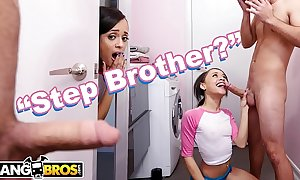 Bangbros - legal age teenager holly hendrix is not quite caught fucking her stepbrother