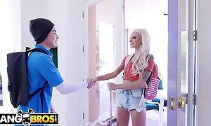 Bangbros - wee canadian babe emma hix acquires drilled overwrought juan el caballo not have all one's marbles