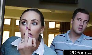 Helpful neighbors lose one's heart to - celebratory ames, nicole aniston