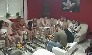 Biggest older swingers party on earth
