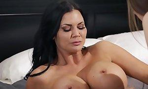 Stella cox and jasmine jae - mommy's Married slut