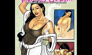 Savita Bhabhi - EP 04 - Visiting cousin - Full comic book @  https://userupload.net/vt25eu3q4rbs - password OTMP