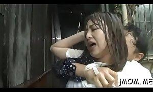 Stunning asian mature gets her cum-hole drilled vigorously