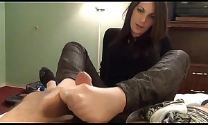 Nylon Perfect Foot Of My Wife