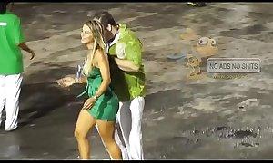 Dancing in carnival