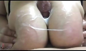 Great titfuck with cumshot