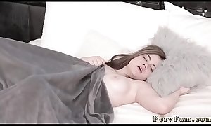 Taboo cum inside playmate' companion's sister Sneaky And Sleepy Step