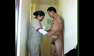 Mexican Boss Fucks Office Cleaner - bacchalist.com