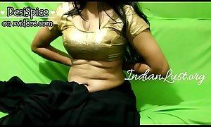 Dirty Hindi Talking Bhabhi Cumshot On Boobs