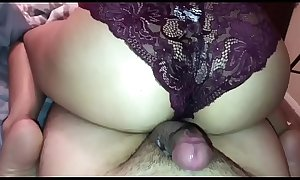 BlowJob and FootJob before Bed time - Lexi Aaane