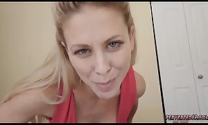 Milf bathroom Cherie Deville in Impregnated By My Stepally'_s son