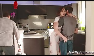 Stepmother playfellow' playmate's daughter anal first time Auntie To
