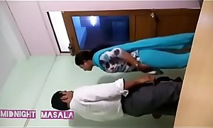 Indian desietreary fucked hard with his boss