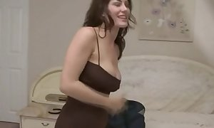 Stepdaughter so sexy