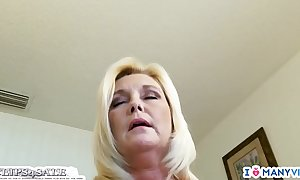 Mommy porn Son Creampie
