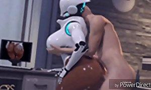 Fucking Big ass robot
