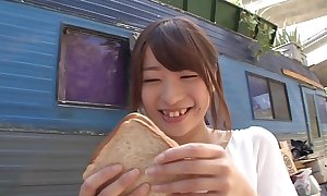 Hatsumi Saki fucks BBC in trailer
