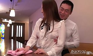 Japanese bar slutty wife oral pleasure