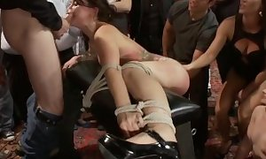 19 Year Old Slut Fucked At Party