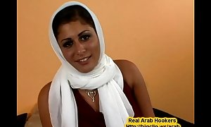 Arab floozie uttered commotion