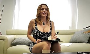 Rawattack - big contraband krissy lynn is punished at the end of one's tether a animal cock, interview, big gut