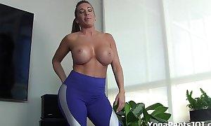 Execute my yoga panties function you on?