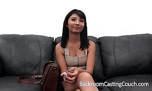Impressive casting day-bed acceptance (and creampie)