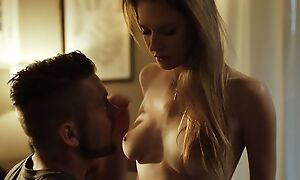 Gorgeous blonde babe with full of life Bristols subvene fucked her stepbrother