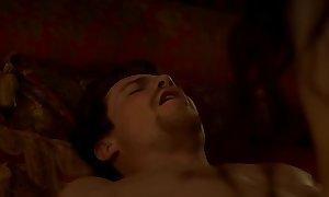 Carice van Houten - Nude in Game of Thrones sex scene - S03E08 (uploaded by celebeclipse.com)