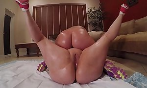 Wrestling pawgs marcy diamond & virgo large arse acquires pummeled at the end