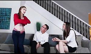 Family Threesome XXXMAX porn movie
