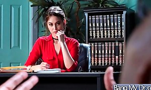 Intercorse betwixt hot doctor and whore lewd patient (riley reid) mov-29