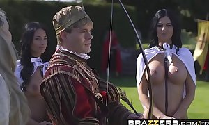 Brazzer xxx video - storm of kings xxx parody part anissa kateandjasmine jaeandryan r