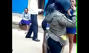 Whores fight over a man in nairobi